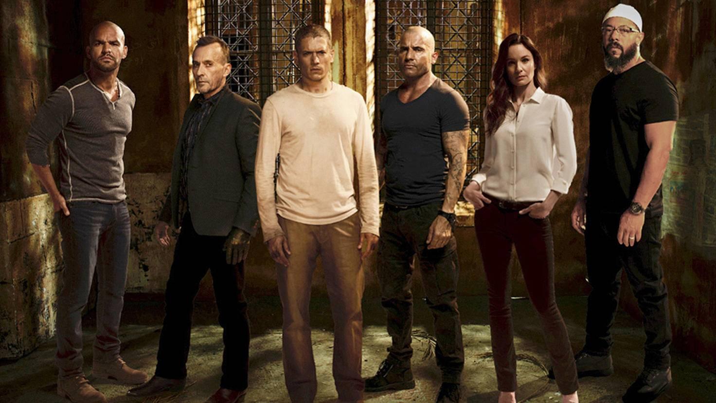 Prison Break Neue Staffel 2021