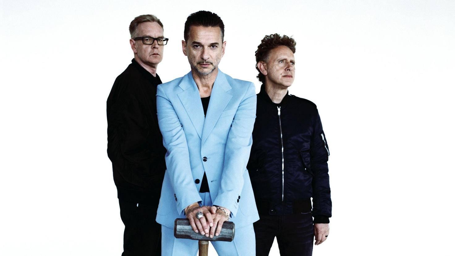 Seit 1981 auf der Bühne: Depeche Mode