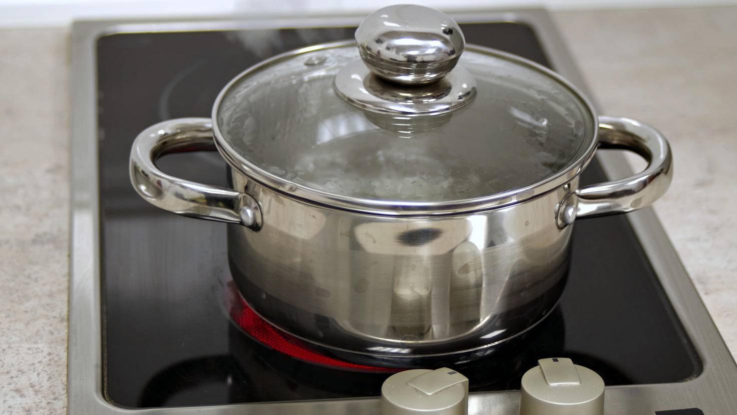 Energie sparen beim Kochen