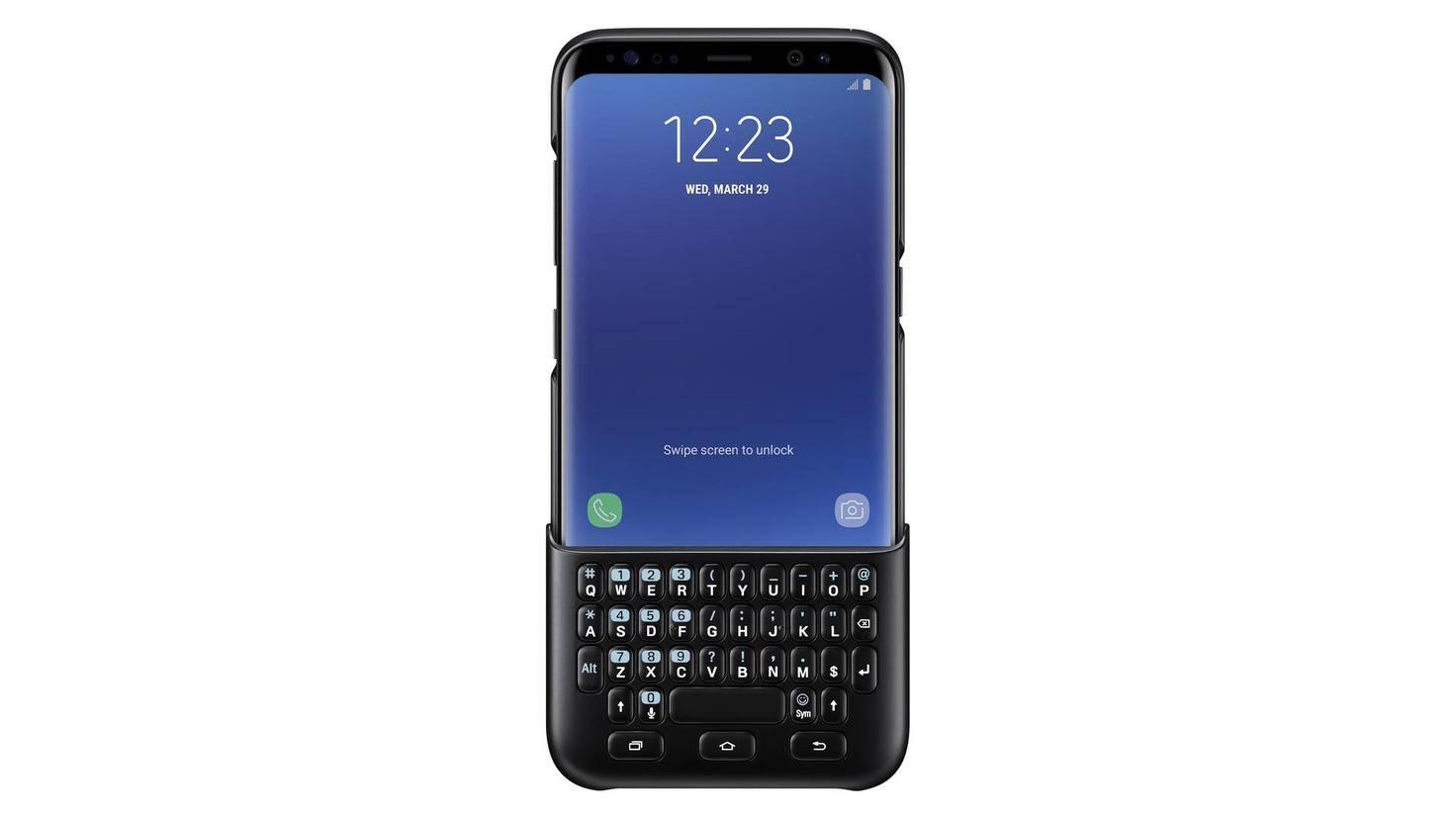 Galaxy S8 Keyboard