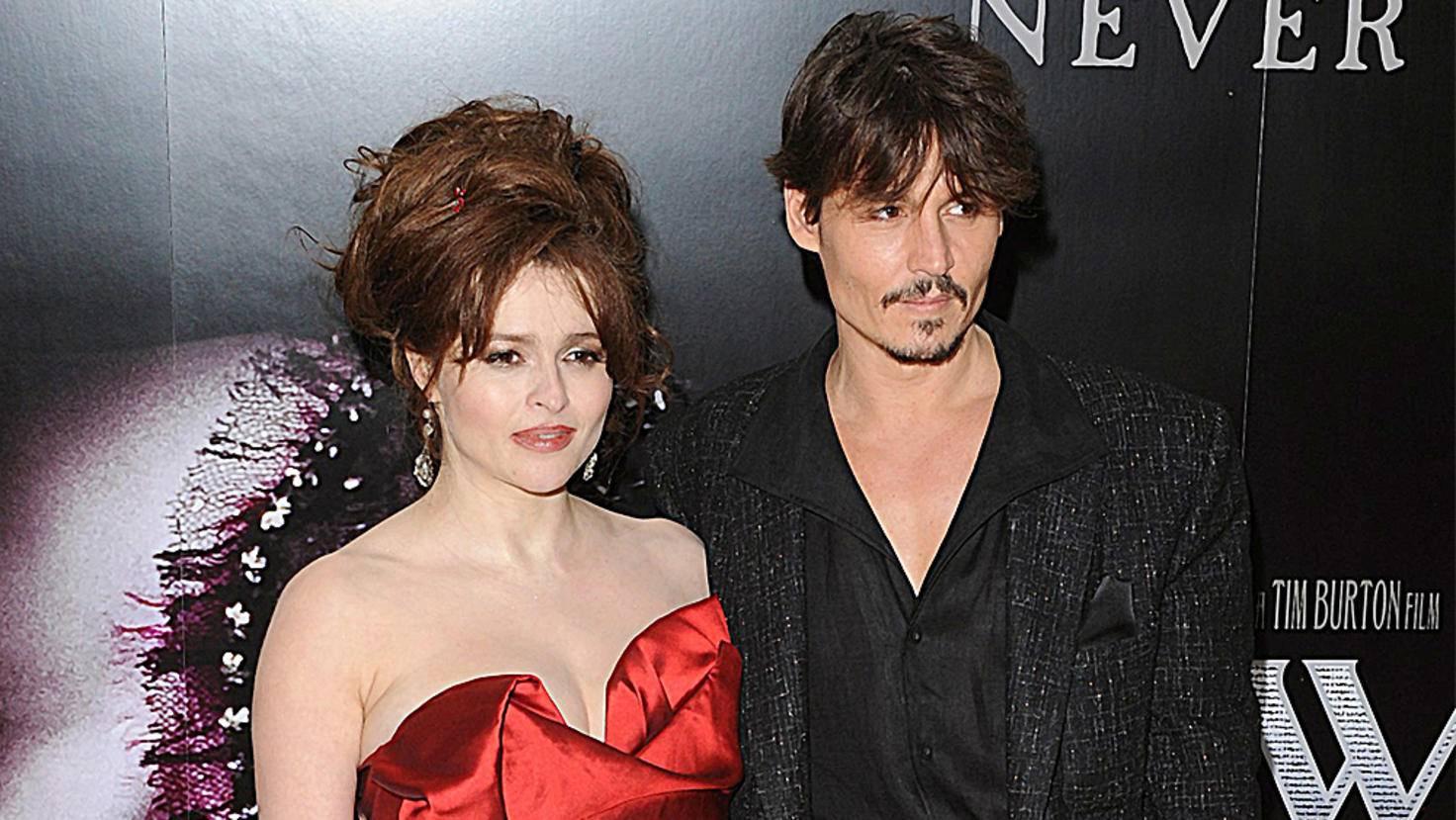 Helena Bonham Carter_Johnny Depp_dpa_11401697