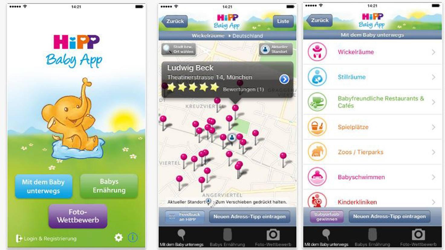 Hipp Baby App-1