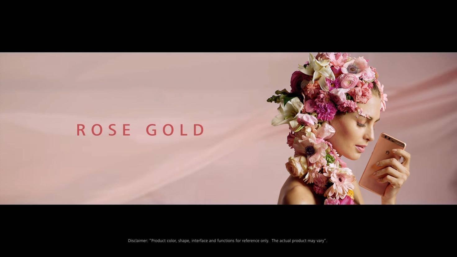 Huawei P10 Rose Gold