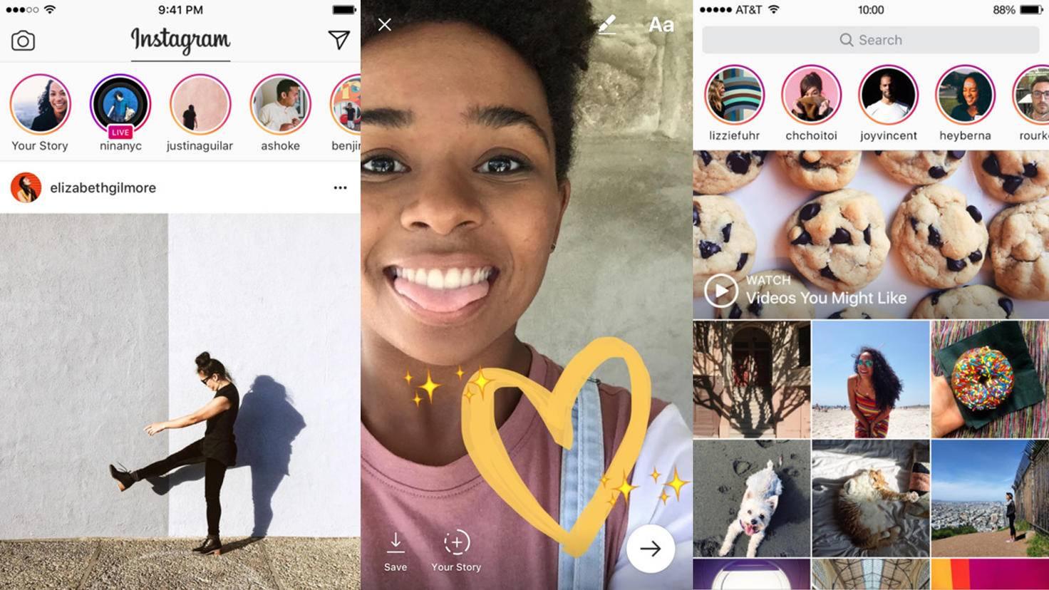 Foto-App Instagram