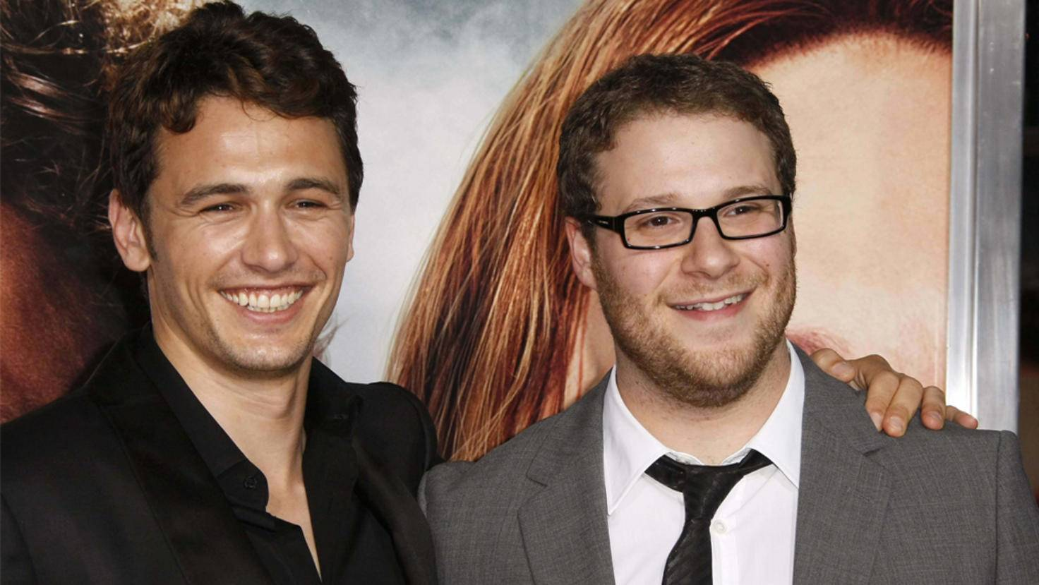 James Franco_Seth Rogen_picture alliance ZUMA Press_54279932