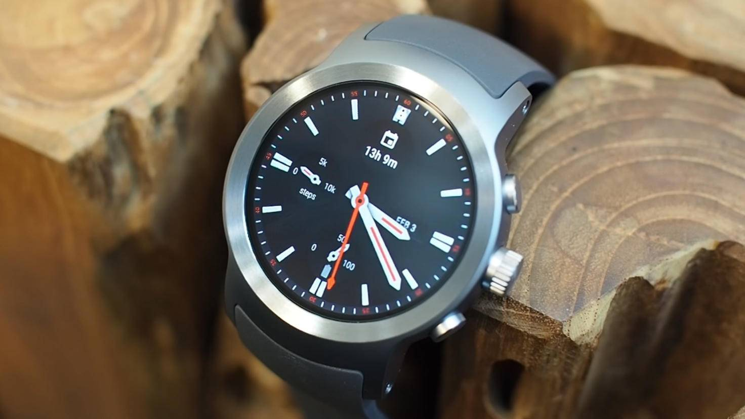 LG Watch Sport Android Wear 2.0 3
