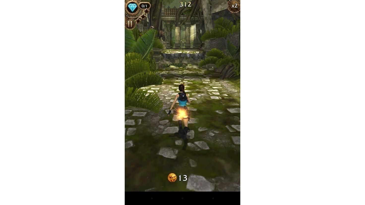 Lara Croft Relic Rund LG V10
