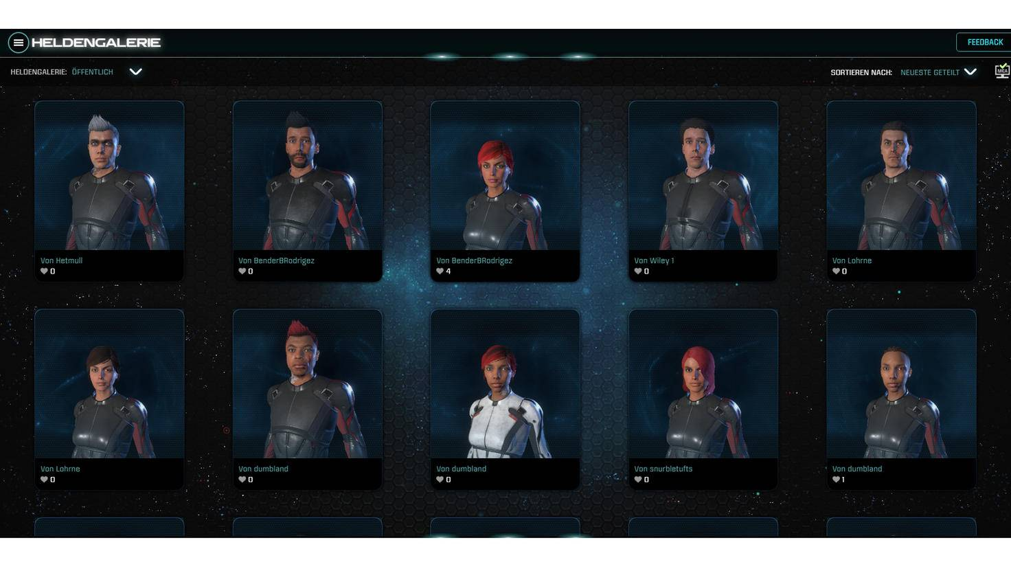 Mass Effect Andromeda Archives