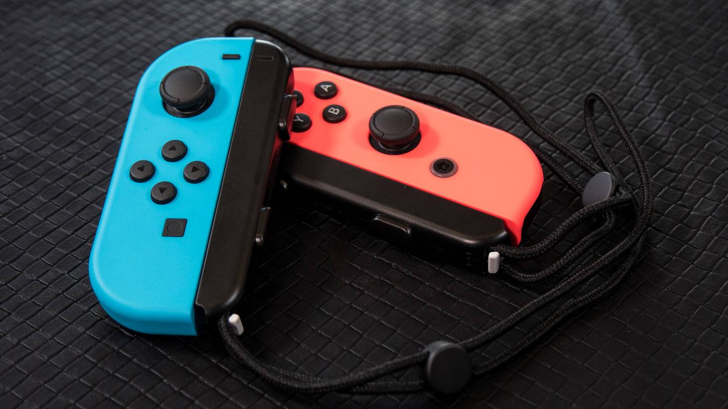 Die Joy-Cons funktionieren als Zubehör auch an der Switch Lite.