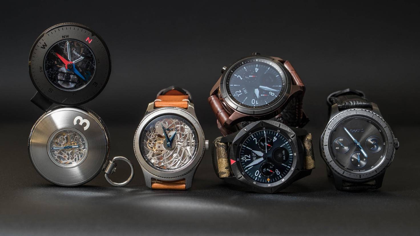Samsung watch concepts