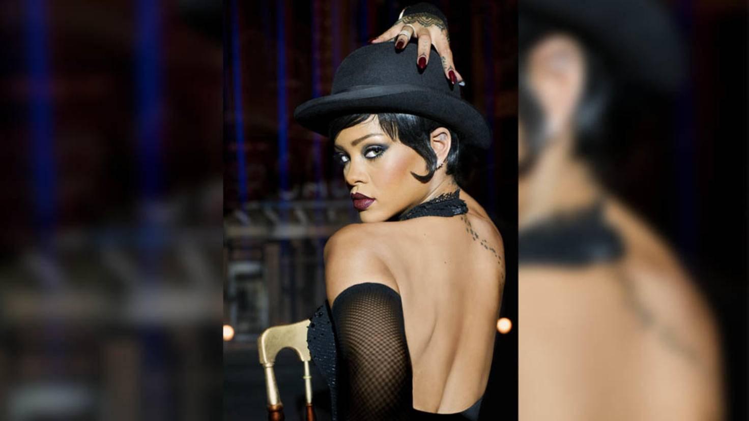 """Auch Popstar Rihanna mischt in """"Valerian"""" mit."""