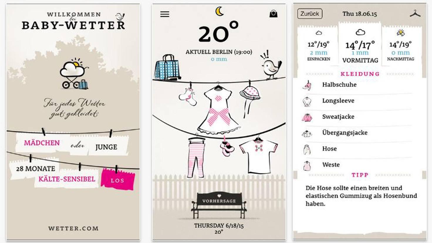 Rund Ums Baby App