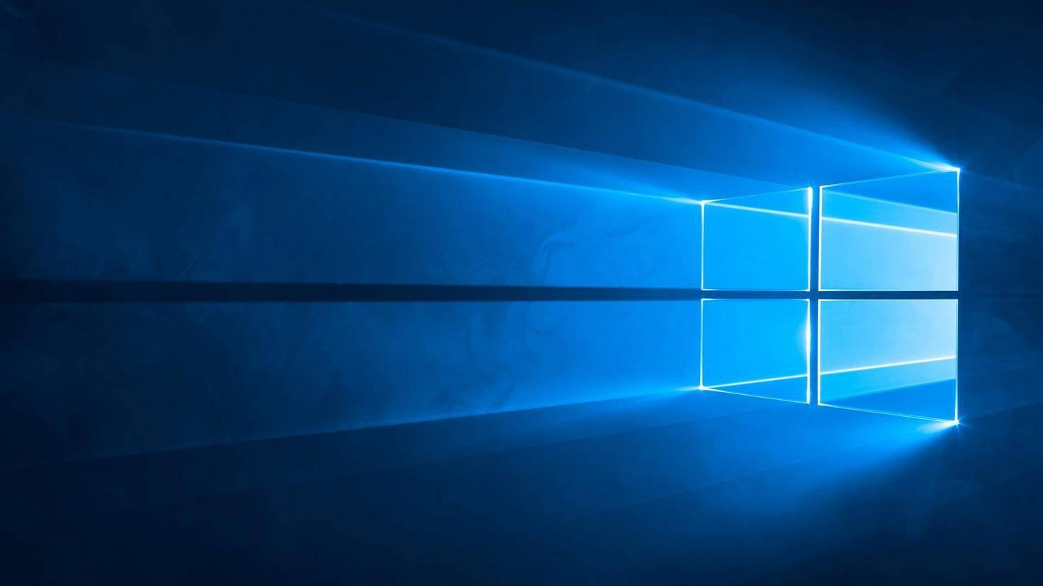 Windows 10 Wallpaper neu