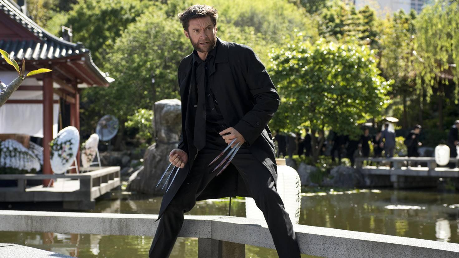 """In Erinnerungen schwelgen: Hugh Jackman in """"Wolverine: Wege des Kriegers""""."""