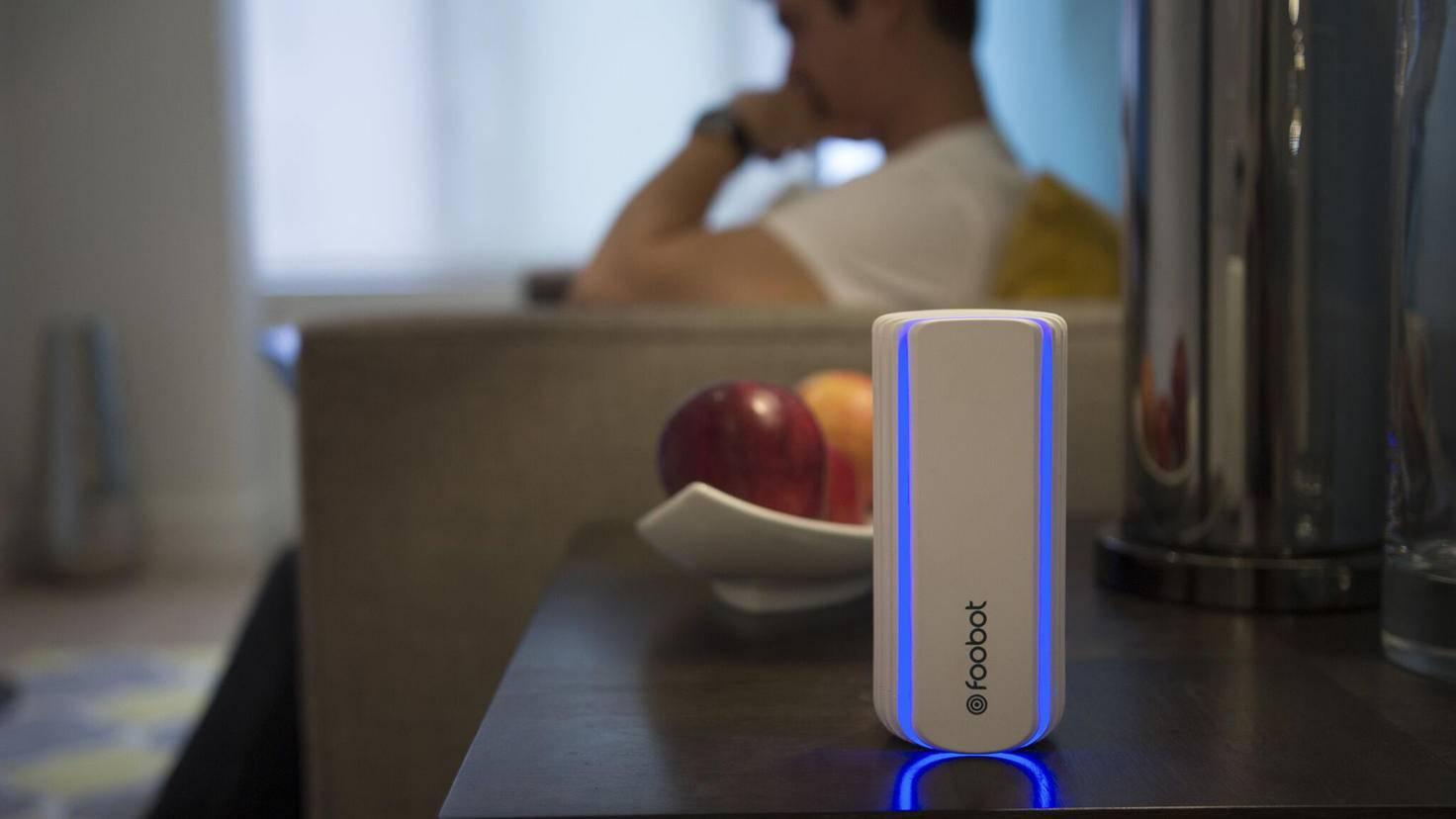 Foobot Luftreiniger