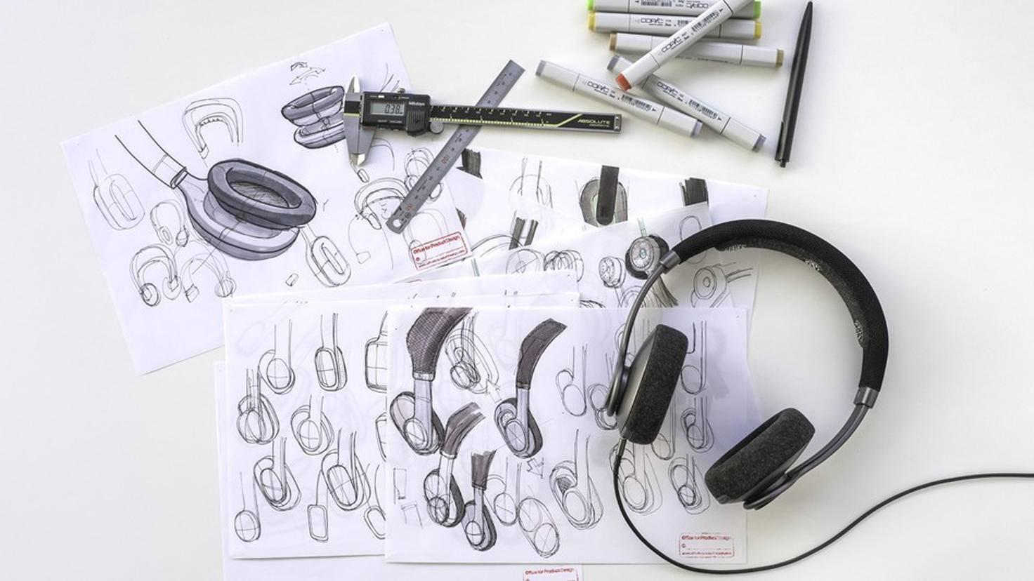 Mindset-Kopfhörer bei Kickstarter
