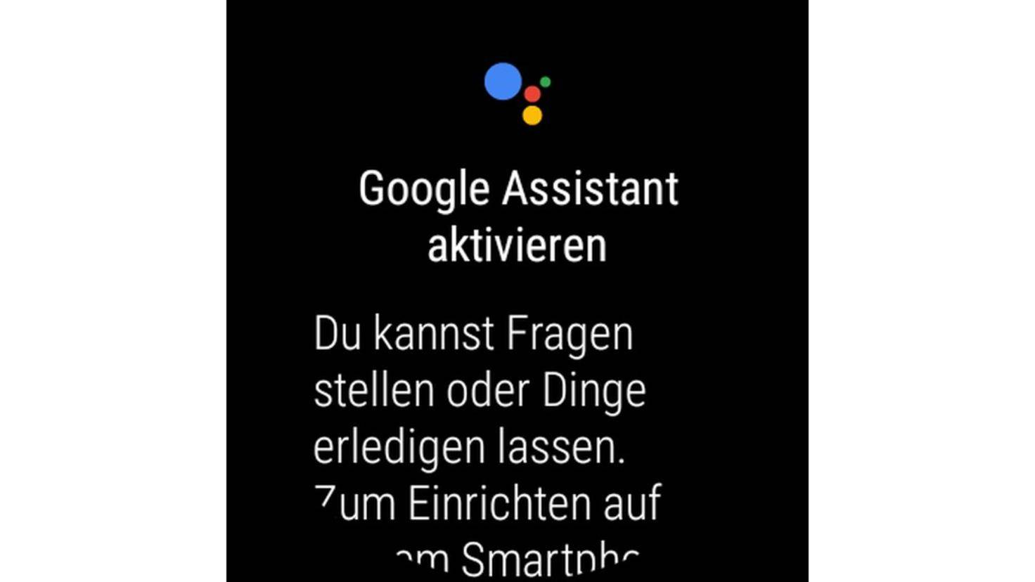 Android Wear 2.0 Google Assistant