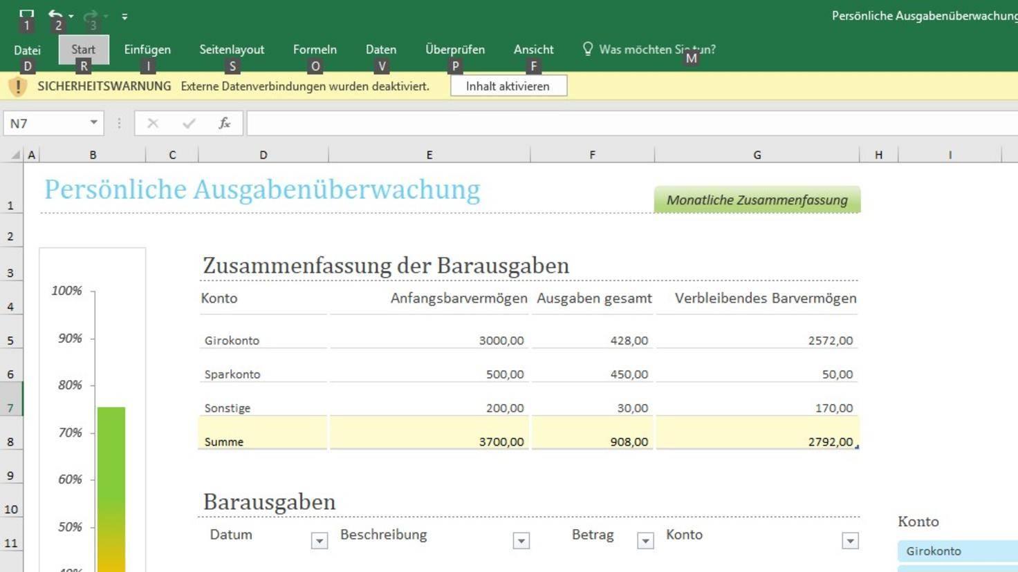 Excel-Formeln-anzeigen-Tastatur