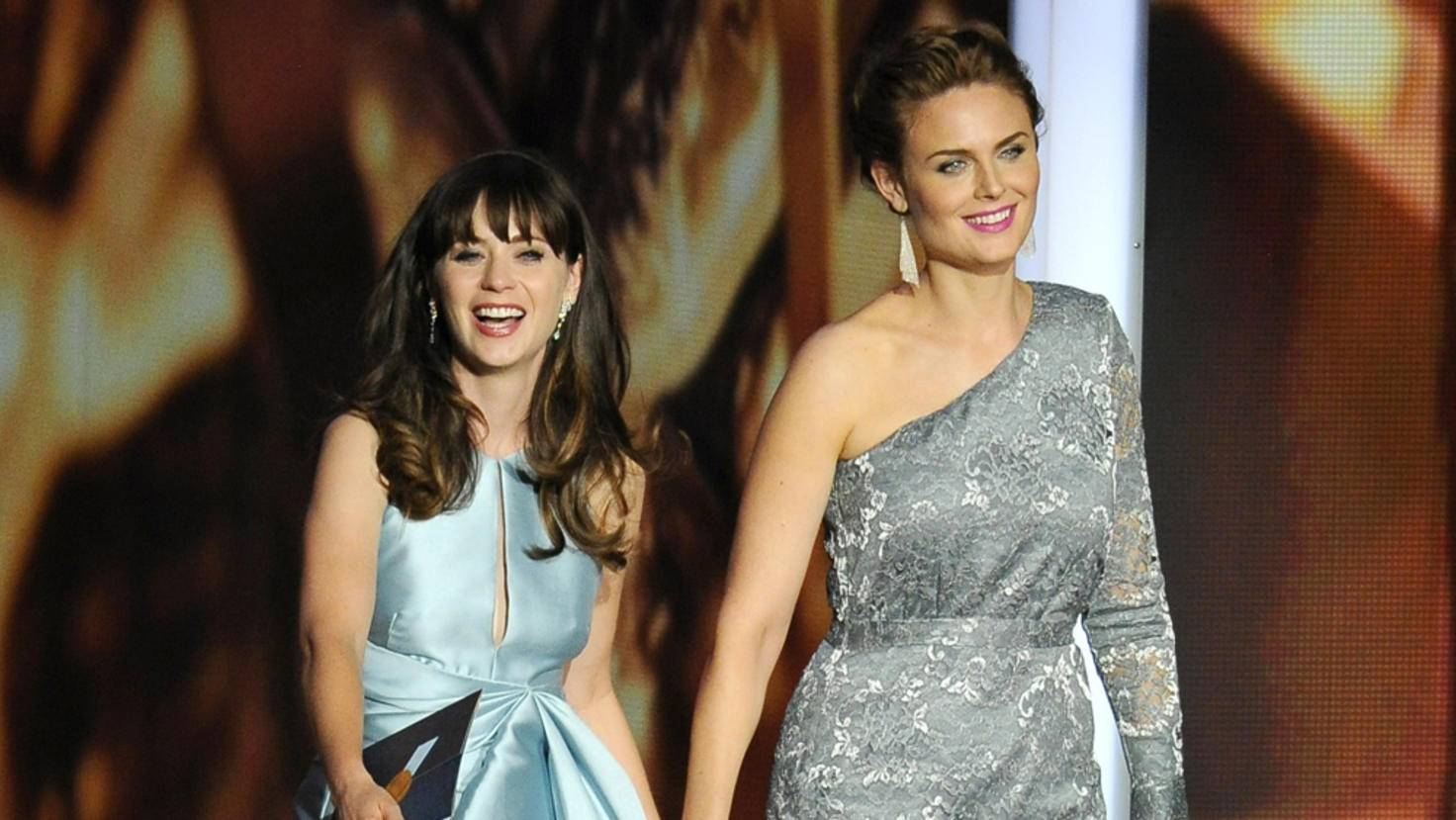 Emily Deschanel_Zooey Deschanel_picture alliance AP Images_42773882