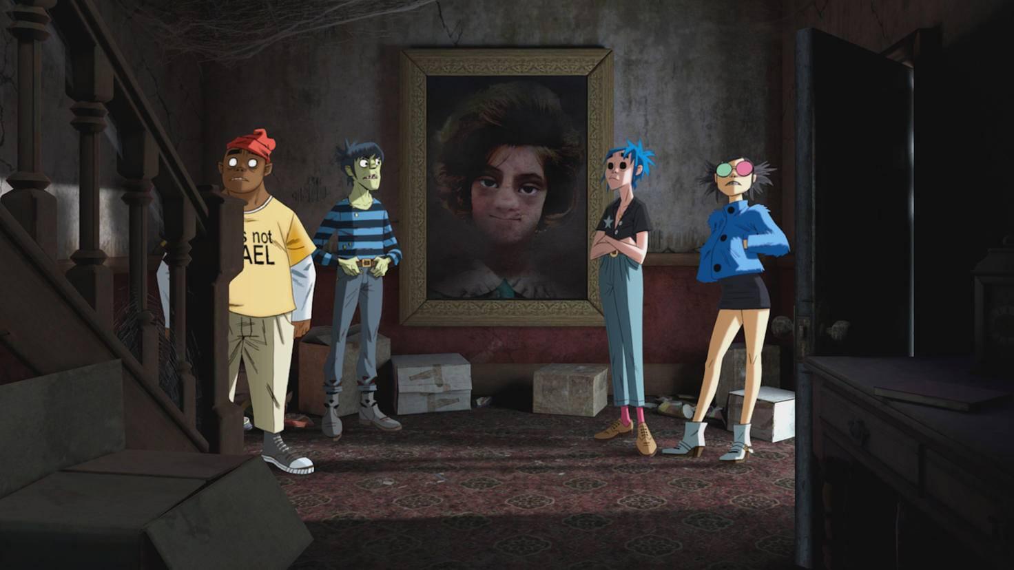 """""""Humanz"""" ist das inzwischen fünfte Album der Band."""