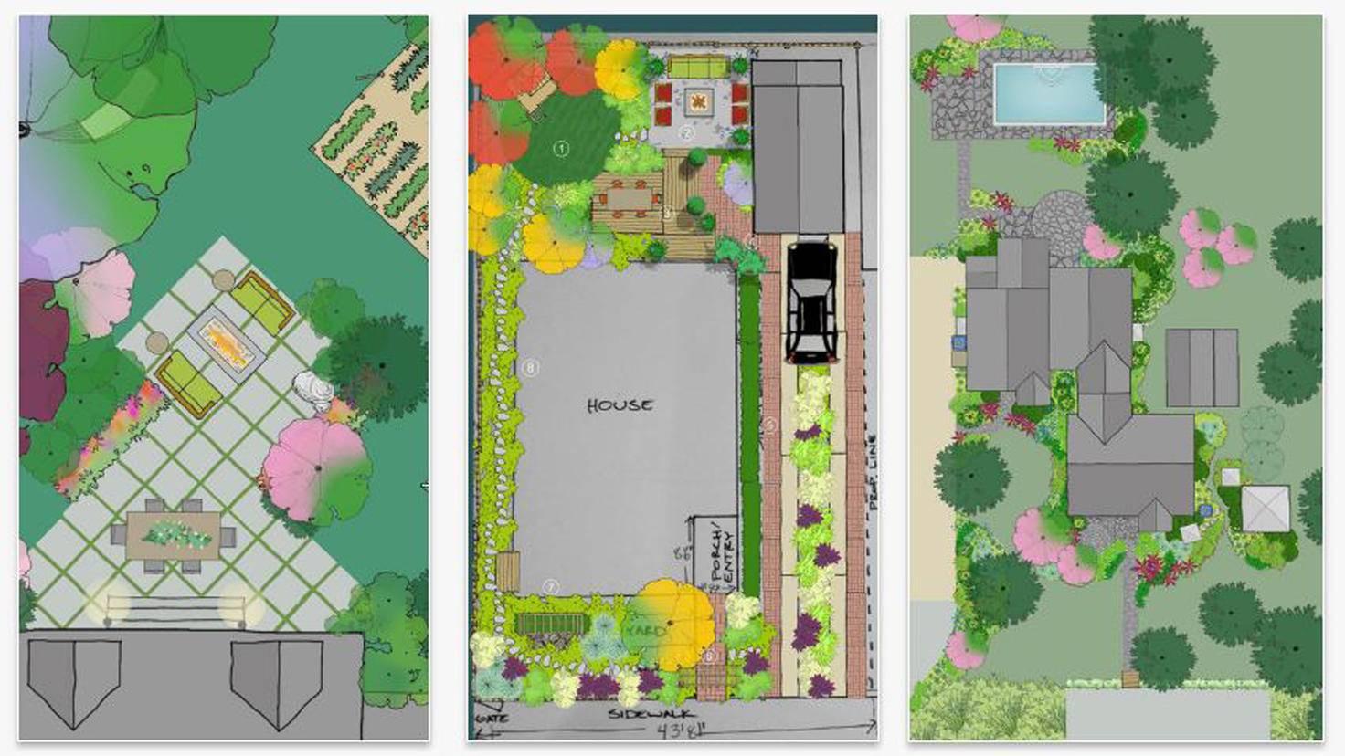 Home Outside-Julie Moir Messervy Design Studio Inc