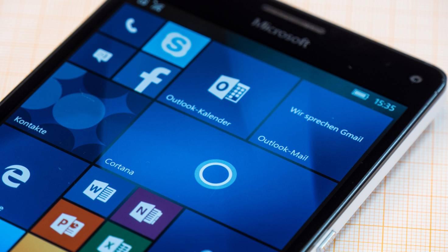 Lumia 950 XL neu