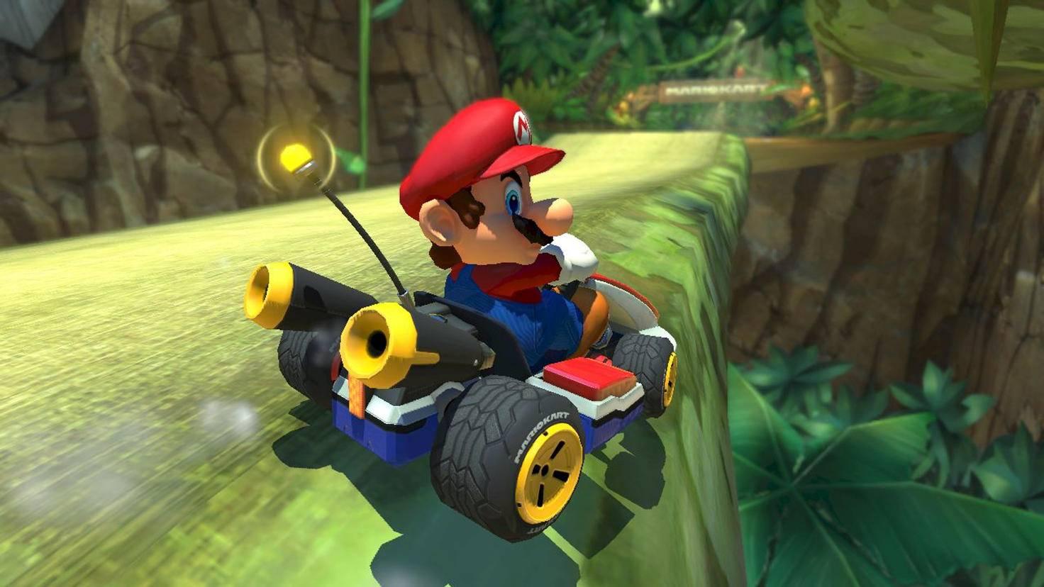 """Gameplay-Videos aus """"Mario Kart 8"""" können nach dem Ende des Miiverse nicht mehr hochgeladen werden – weder zum Miiverse, noch zu YouTube."""