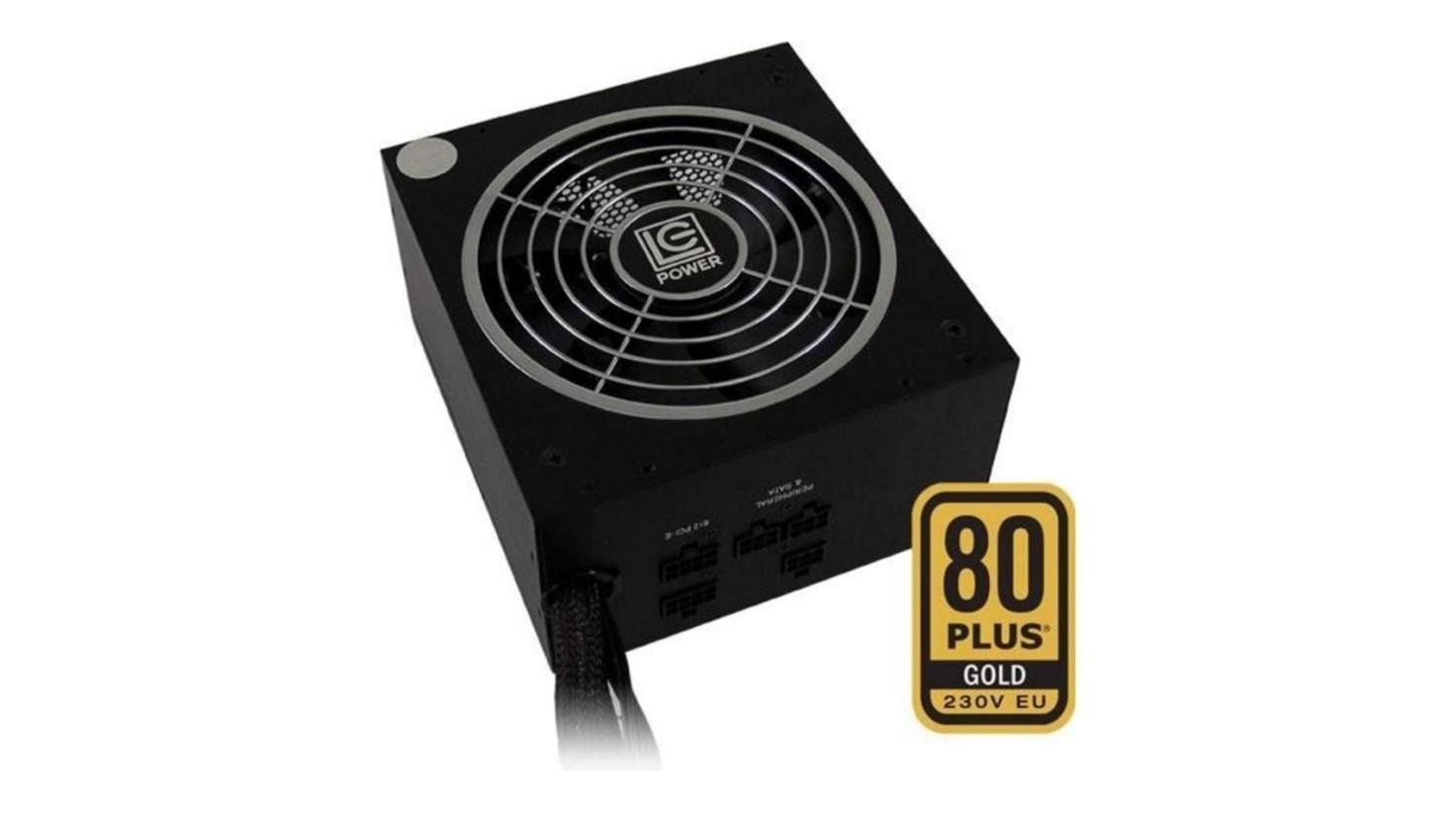 Netzteil-LC-Power-80-Gold