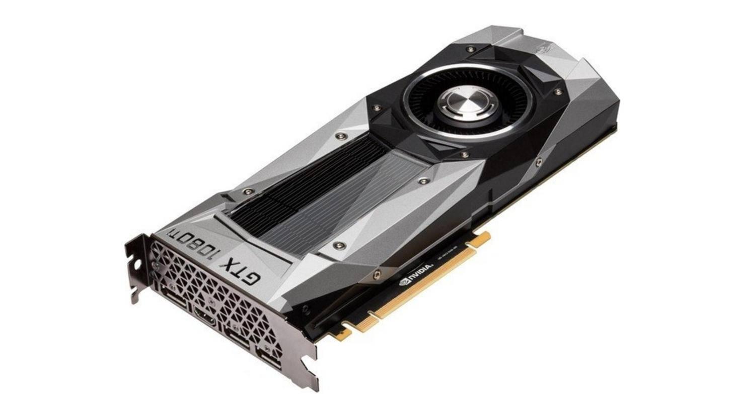 Die GeForce GTX 1080 Ti gehört zum High-End-Segment der 1000er-Reihe.
