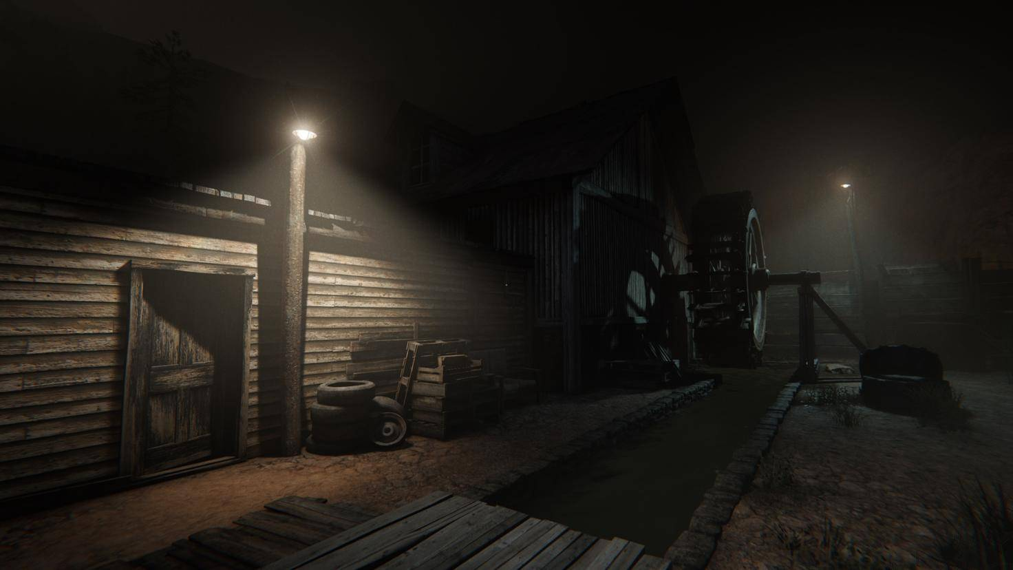 Outlast 2 Mühle