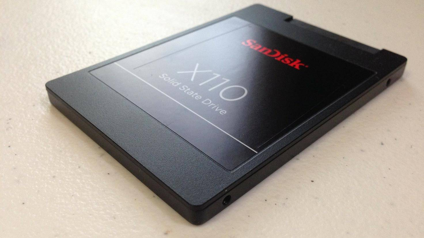 SSD Festplatte