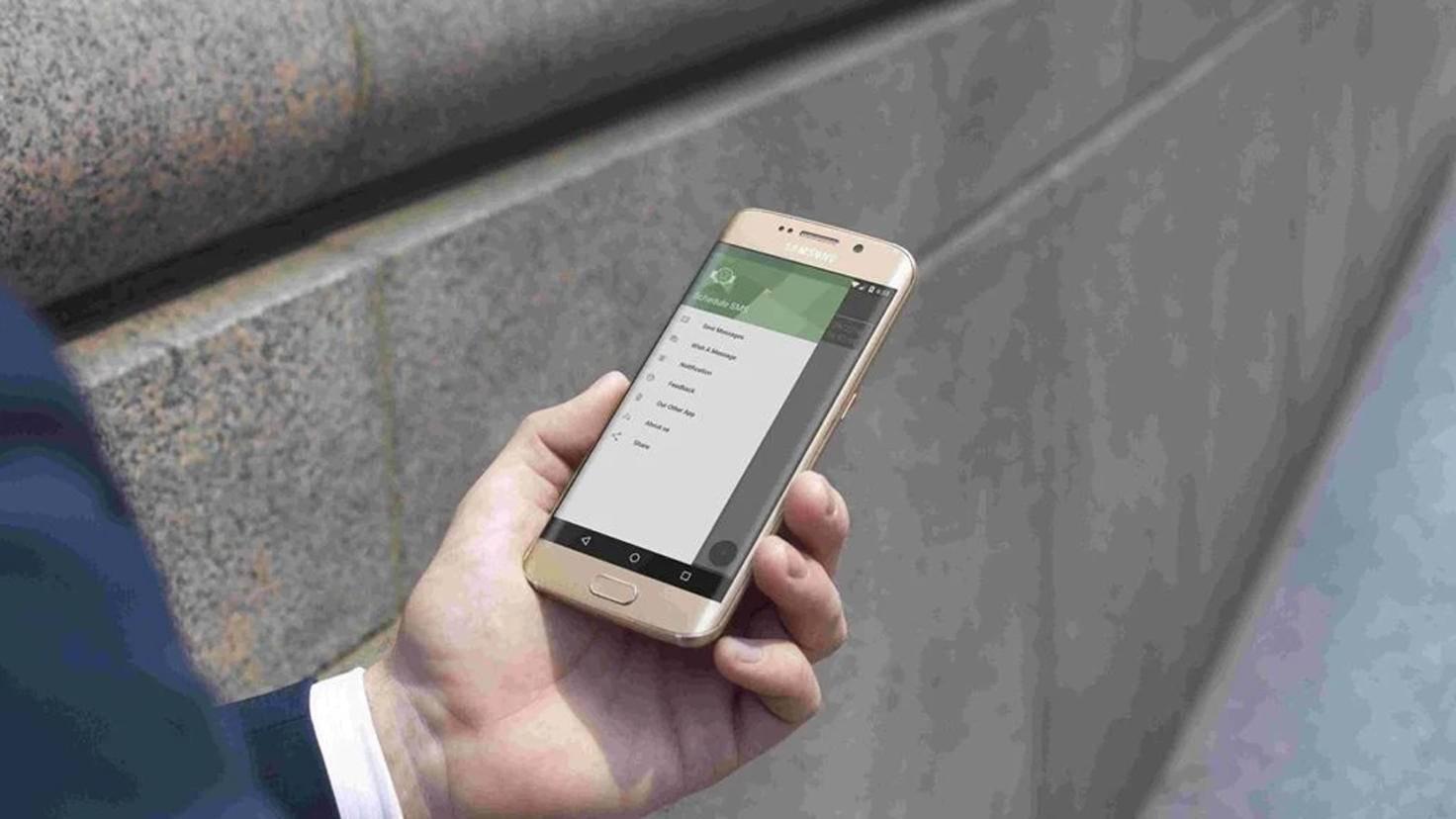 Schedule SMS Google Play