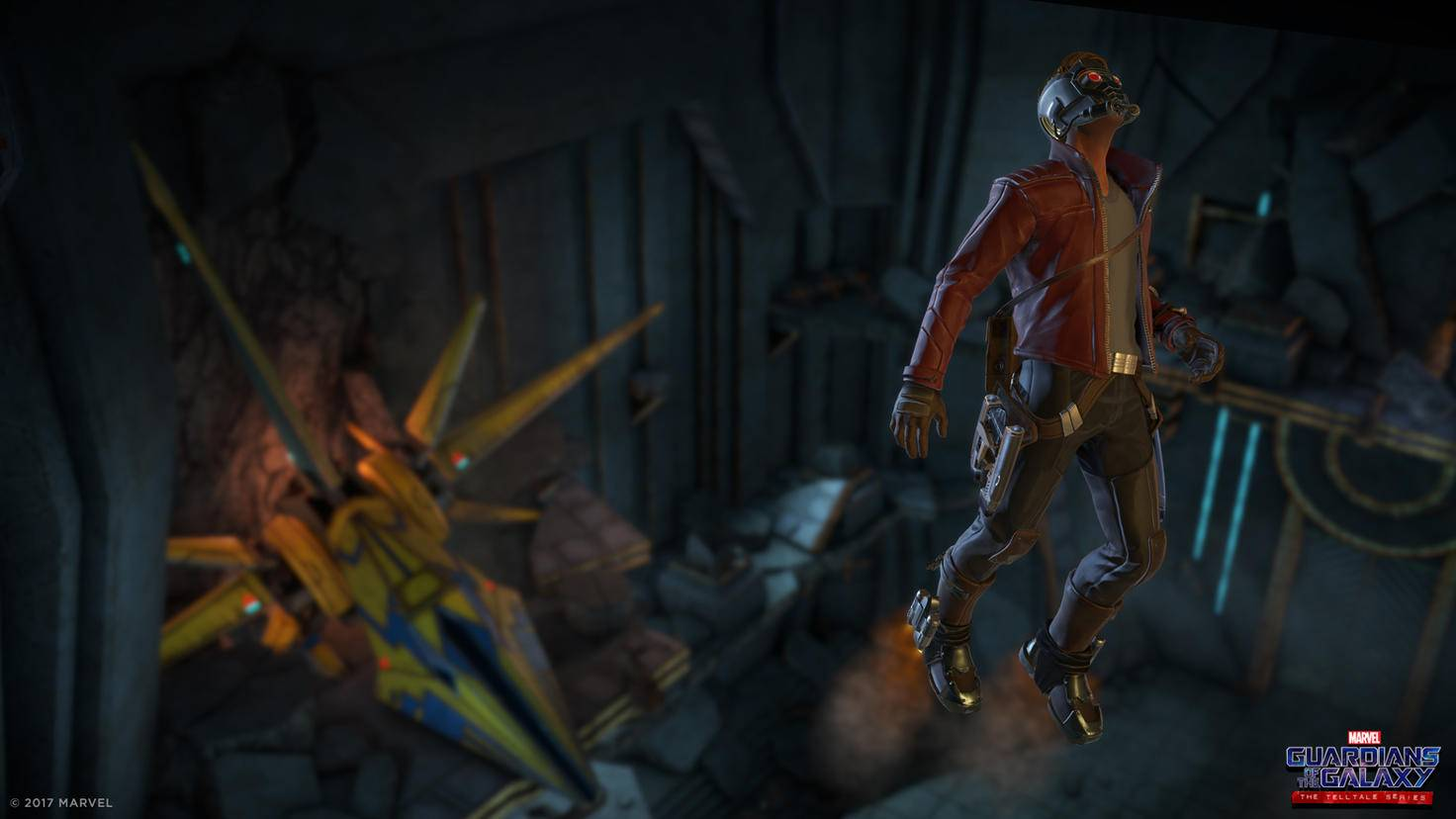 Telltale Guardians of the Galaxy 03