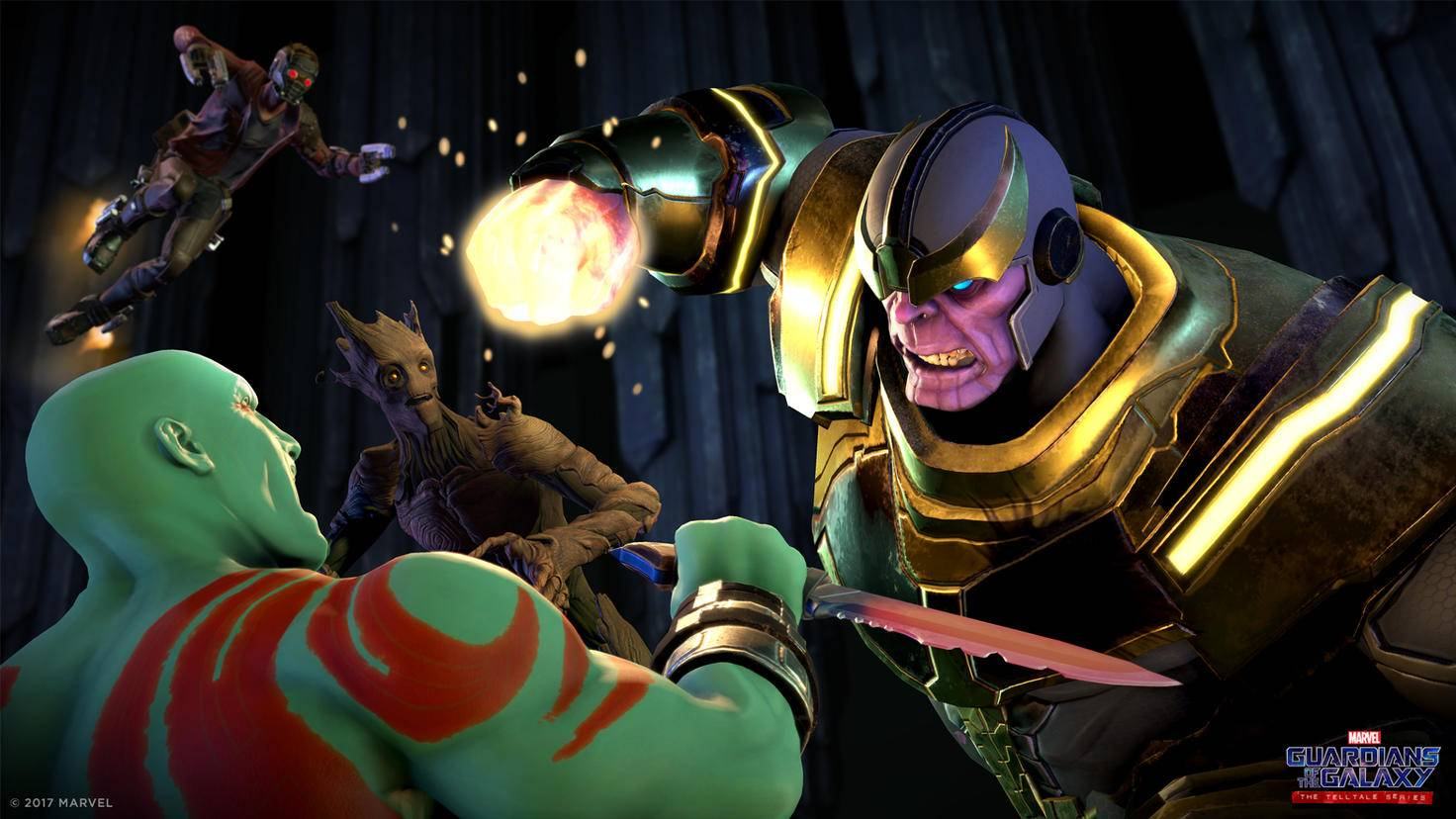 Telltale Guardians of the Galaxy 04