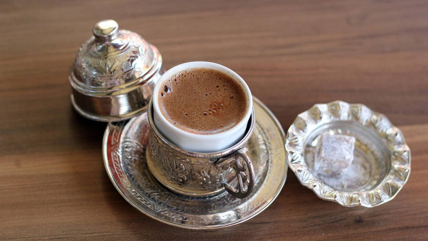 Türkischer Kaffee-Pixabay