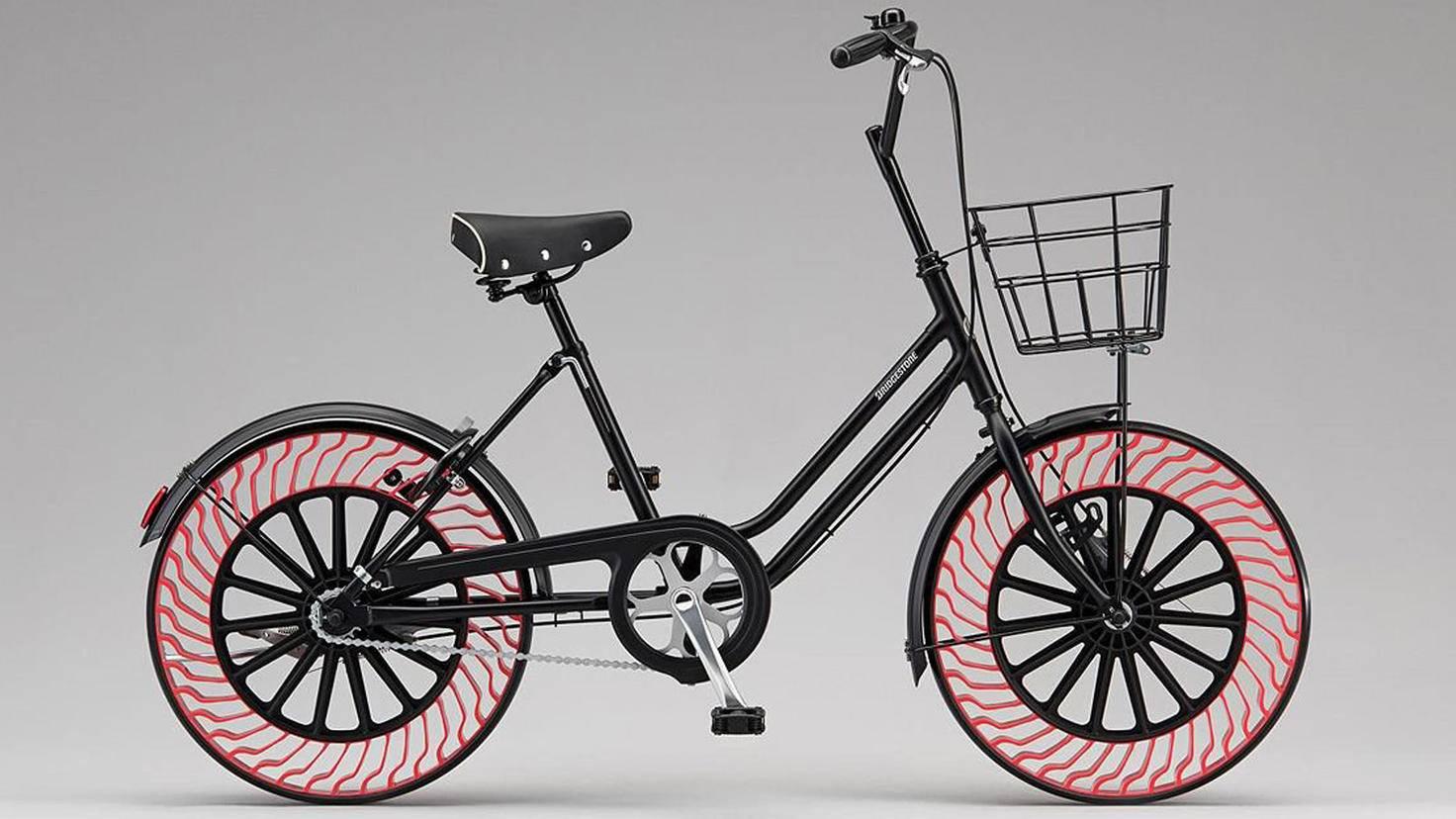 Fahrrad luftlose Reifen