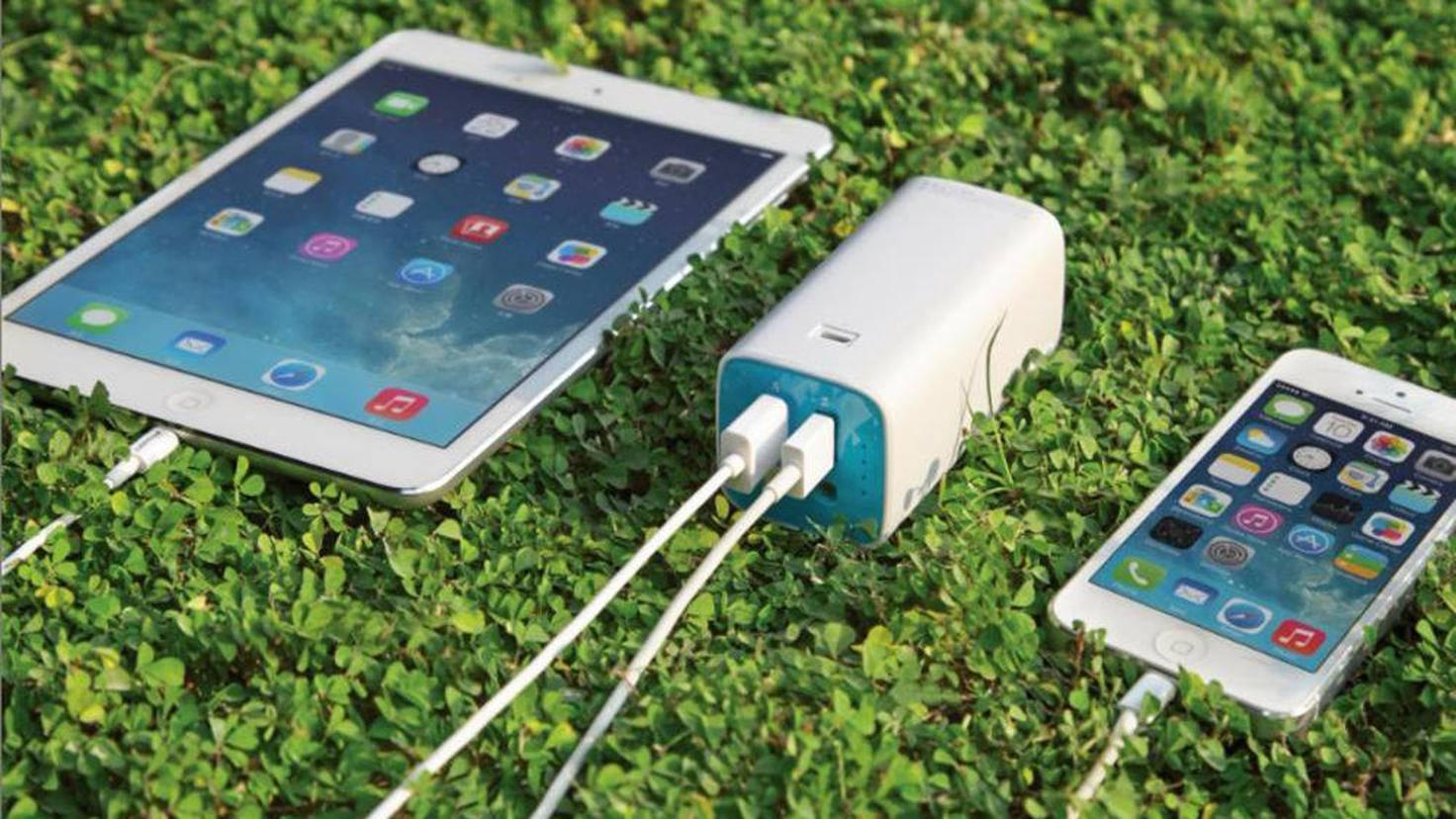 Gadgets für Festivals