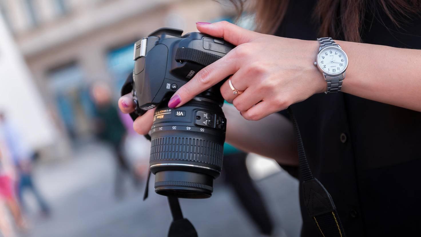 Kamera-Vergleich