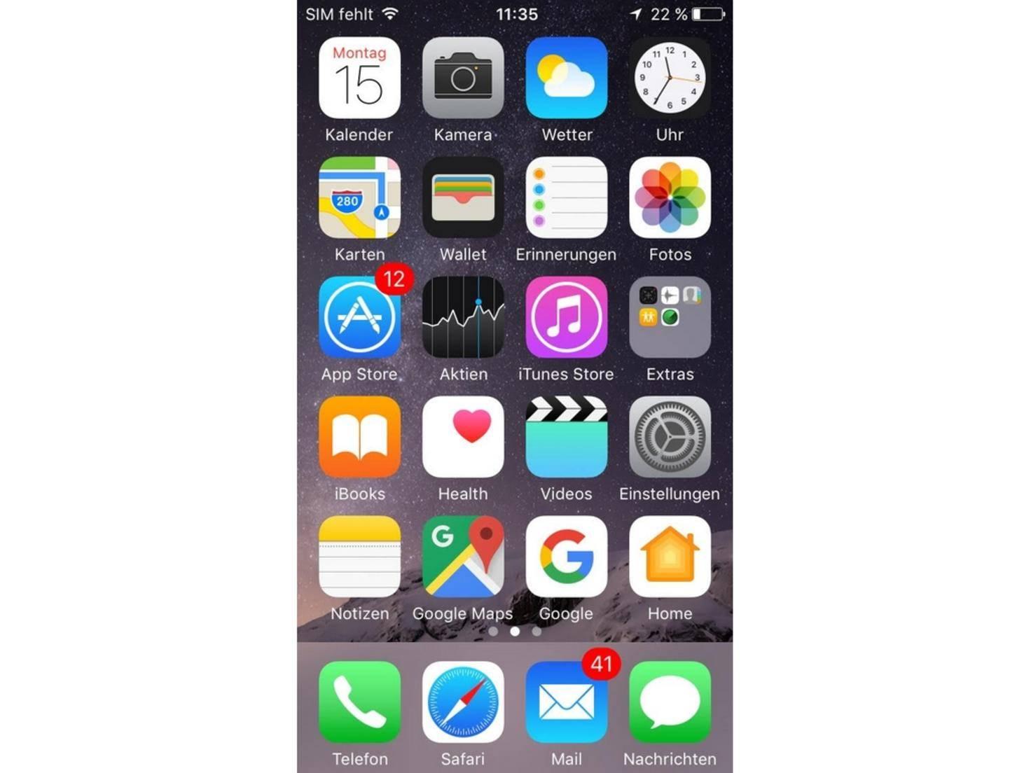 Den Homescreen In Android Ios Ordnen 10 Wichtige Tipps