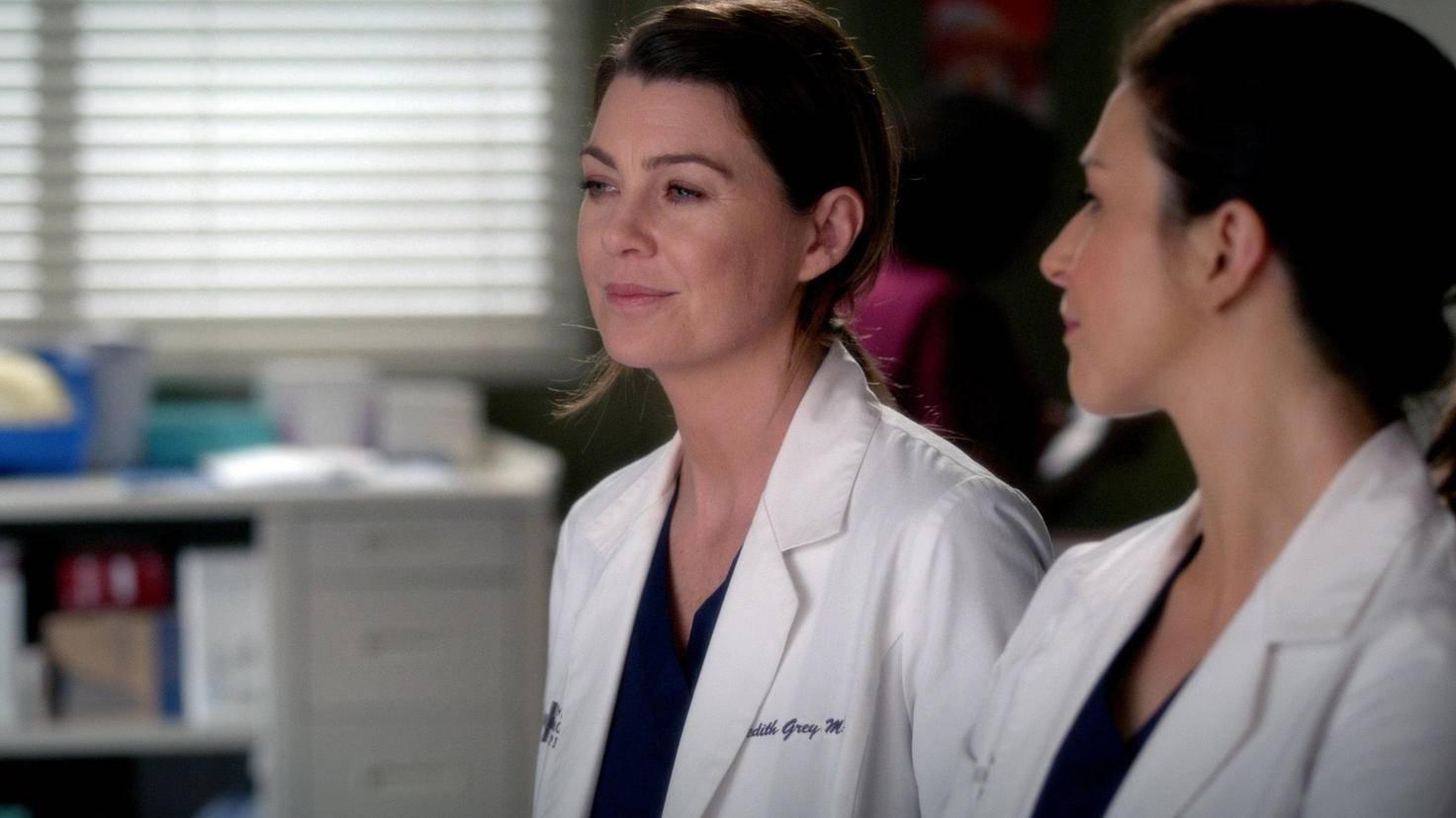 """Auch nach 12 Jahren eine der beliebtesten Ärzteserien: """"Grey's Anatomy"""" mit Ellen Pompeo (l.)."""