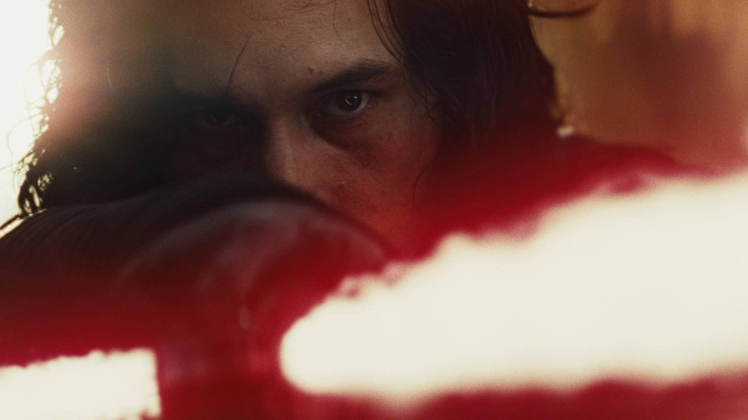 """Kylo Ren in """"Star Wars: Die letzten Jedi"""""""