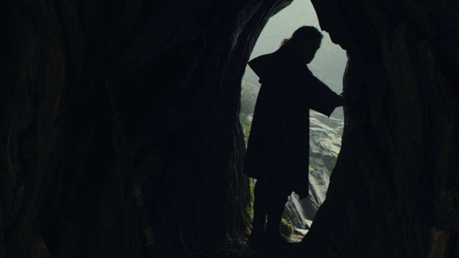 Viele Jahre lebte Luke Skywalker unentdeckt auf Ahch-to.
