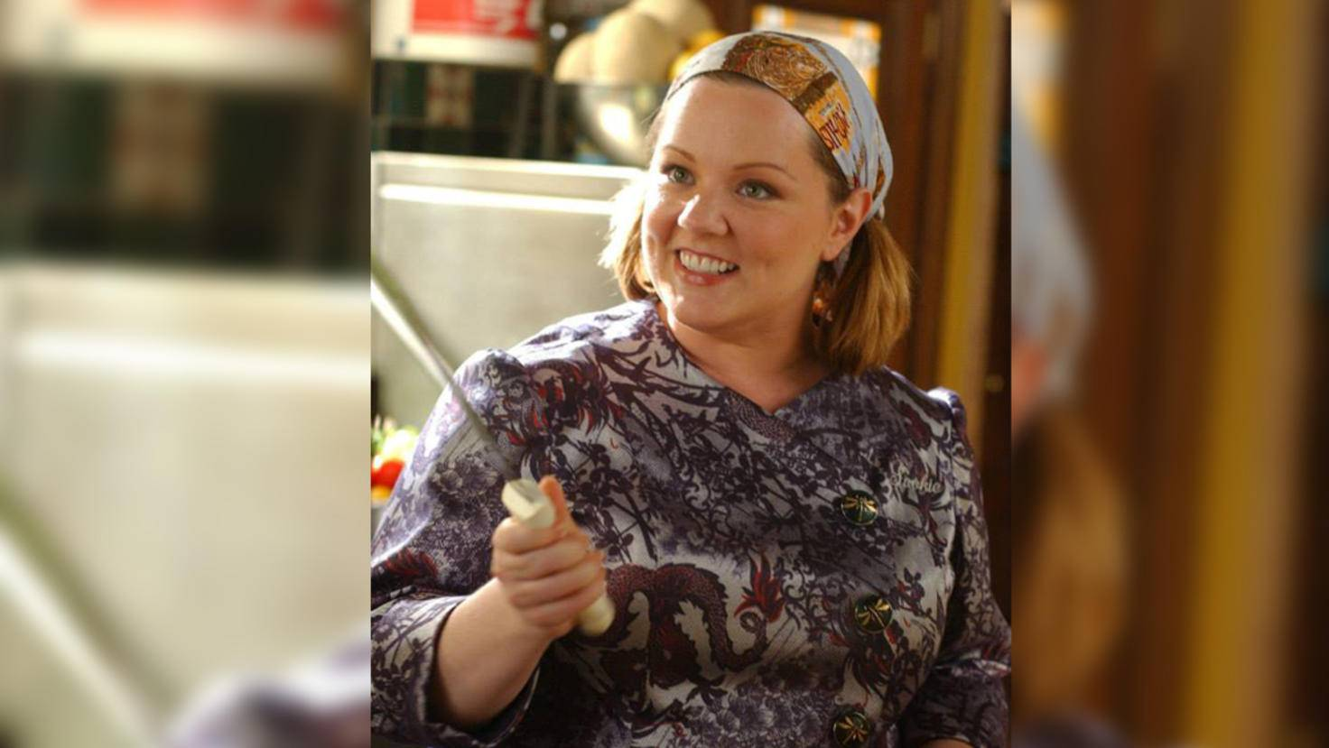 Melissa McCarthy in Gilmore Girls