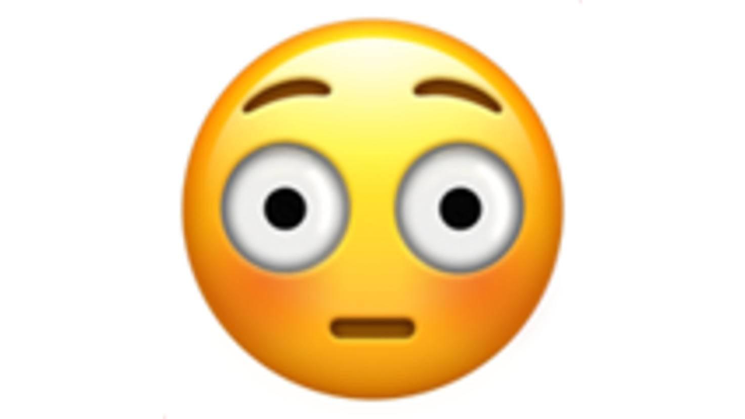 Peinlich-Emoji