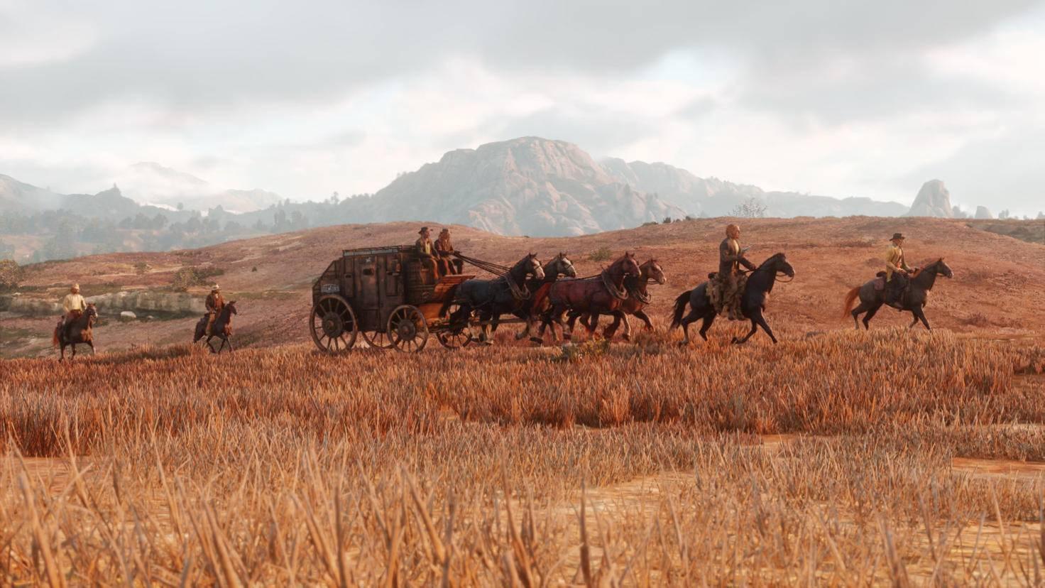 """""""Red Dead Redemption 2"""" wird für PS4 und Xbox One, also auch die Xbox Scorpio, erscheinen."""
