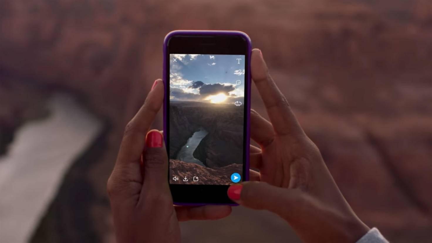 Snapchat-Custom-Stories