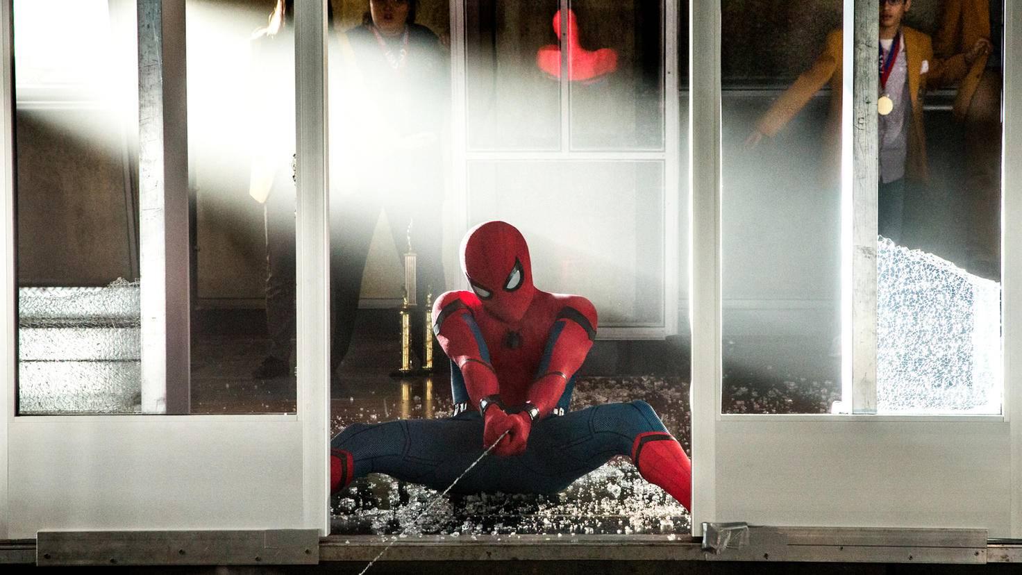 """""""Spider-Man: Homecoming""""-Setfoto"""