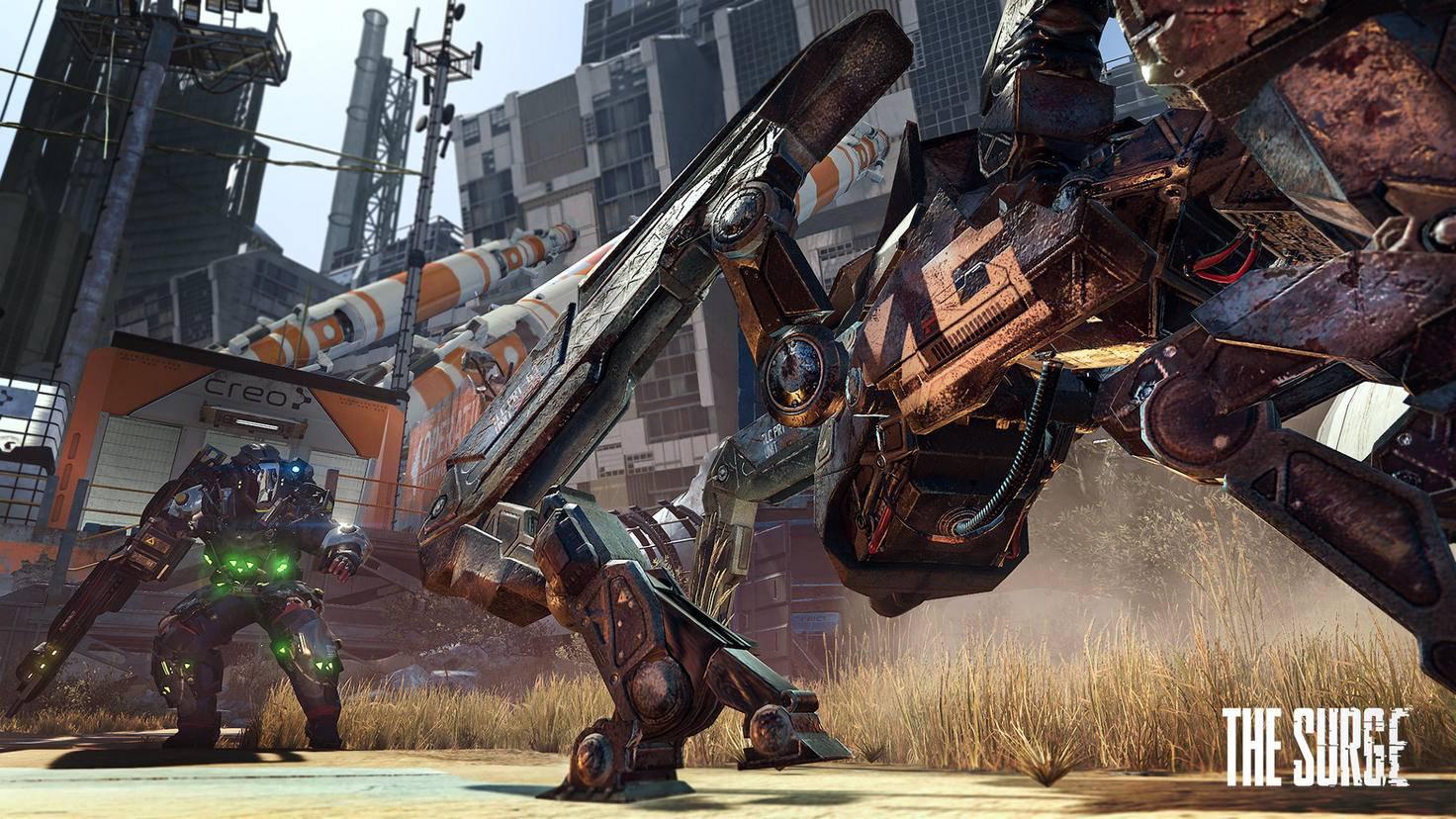The Surge Screenshot Bossfight 02