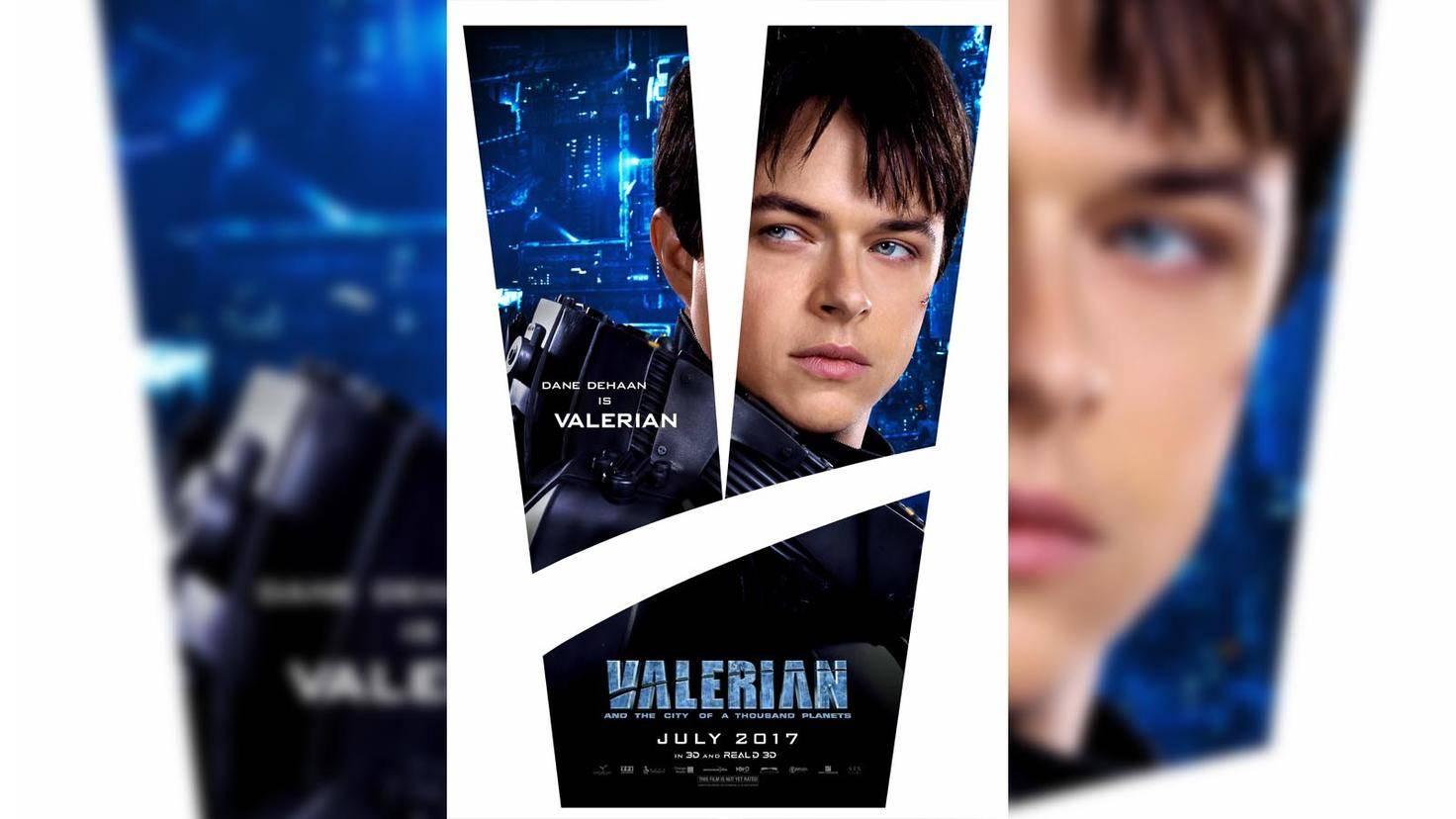 ... Valerian bleibt nicht viel Zeit, um Alpha zu retten.