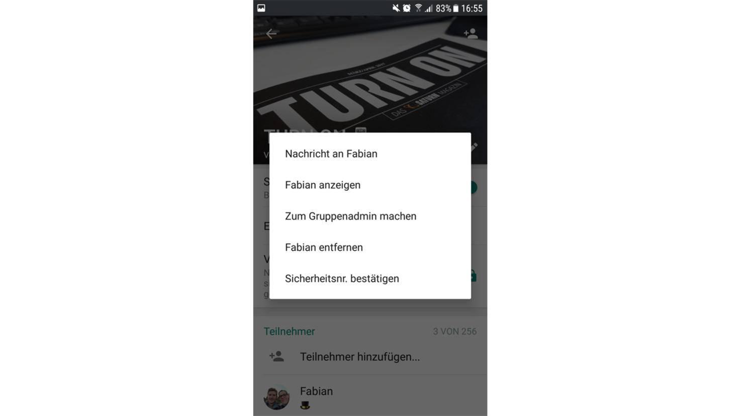 WhatsApp-Gruppen 6